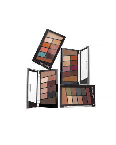 Color Icon Eyeshadow 10 Pan Palette - Comfort Zone - SIS STYLE