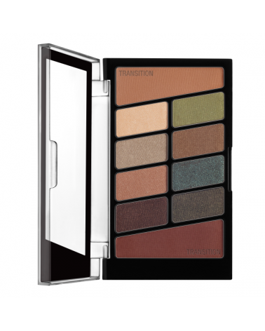 Color Icon Eyeshadow 10 Pan Palette - Comfort Zone - sis-style.gr