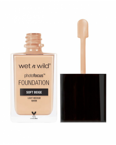Photo Focus Foundation (30ml) - SIS STYLE