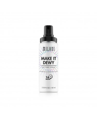 Make It Dewy 3-In-1 Setting Spray Hydrate + Illuminate + Set 60ml at SIS STYLE