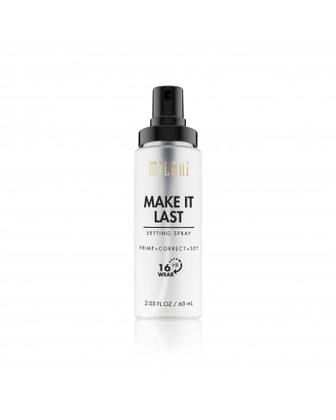 Make It Last Setting Spray Prime + Correct + Set (60ml) - SIS STYLE