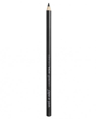 Color Icon Kohl Liner Pencil - Black - SIS STYLE