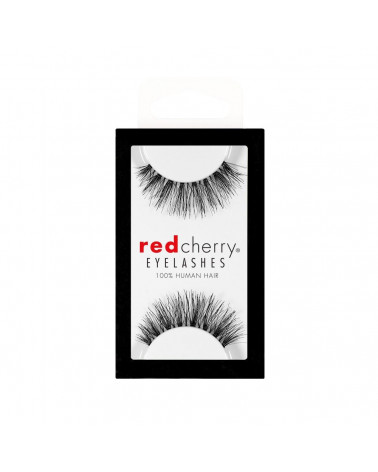 Red Cherry Basic Lashes 523 Sage at SIS STYLE
