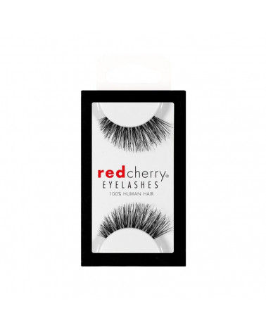 Red Cherry Basic Lashes 43 Stevi at SIS STYLE