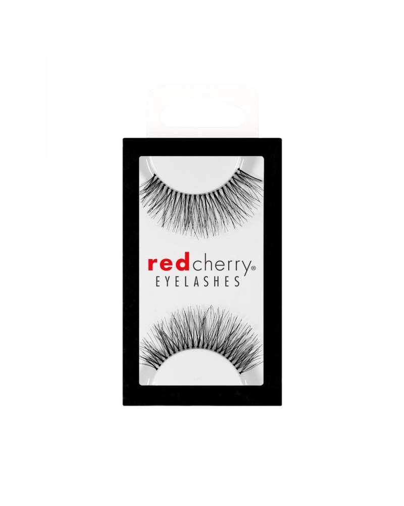 Red Cherry Basic Lashes 747L Phoebe at SIS STYLE