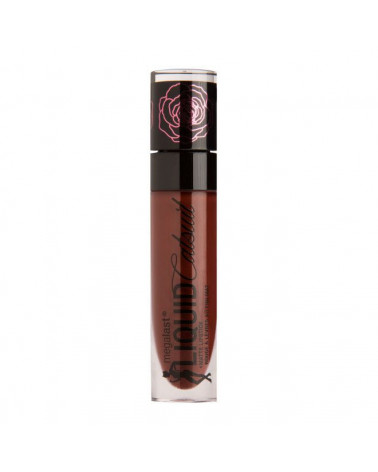Kiss Of Death - Rebel Rose MegaLast Liquid Catsuit Matte Lipstick at SIS STYLE