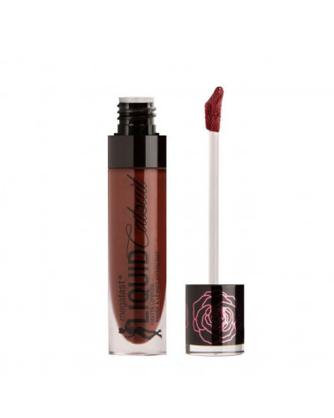 Kiss Of Death - Rebel Rose MegaLast Liquid Catsuit Matte Lipstick - SIS STYLE