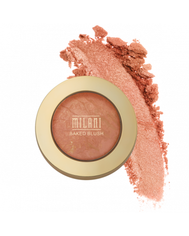 Milani Bellissimo Bronze Baked Blush (3,5gr) - SIS STYLE