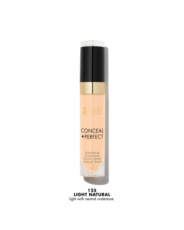Milani Conceal + Perfect Longwear Liquid Concealer (5gr) at SIS STYLE