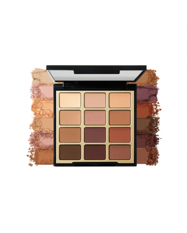 Milani Most Loved Mattes Eyeshadow Palette - SIS STYLE