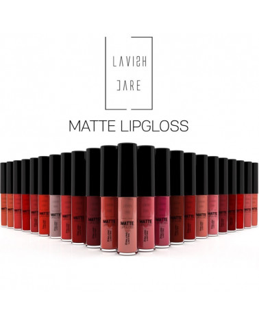 Lavish Care - Matte Liquid Lipcolor at SIS STYLE