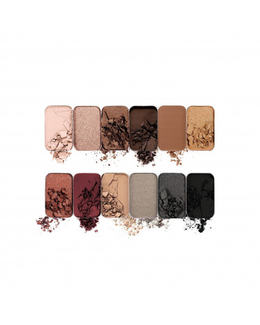 Milani Bold Obsession Eyeshadow Palette - SIS STYLE