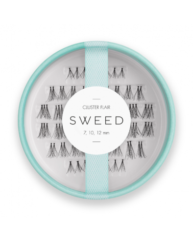 Sweedlashes Cluster Flair at SIS STYLE