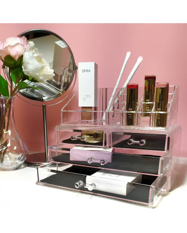 Stand Organization Cosmetics and jewelry with drawers - SIS STYLE