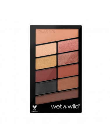 Color Icon Eyeshadow 10 Pan Palette - My Glamour Squad - sis-style.gr