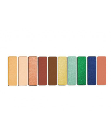 Color Icon Eyeshadow 10 Pan Palette - Stop Playing Safe at SIS STYLE