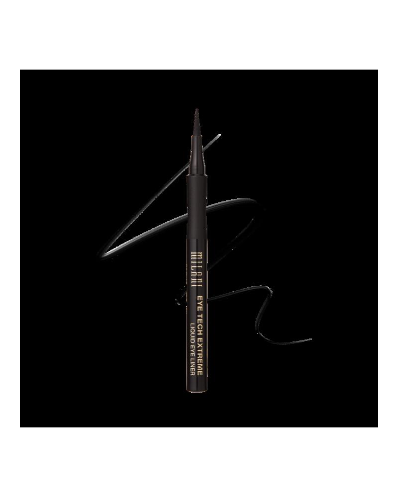 Milani Eye Tech Extreme Liquid Eyeliner Pen Black - sis-style.gr