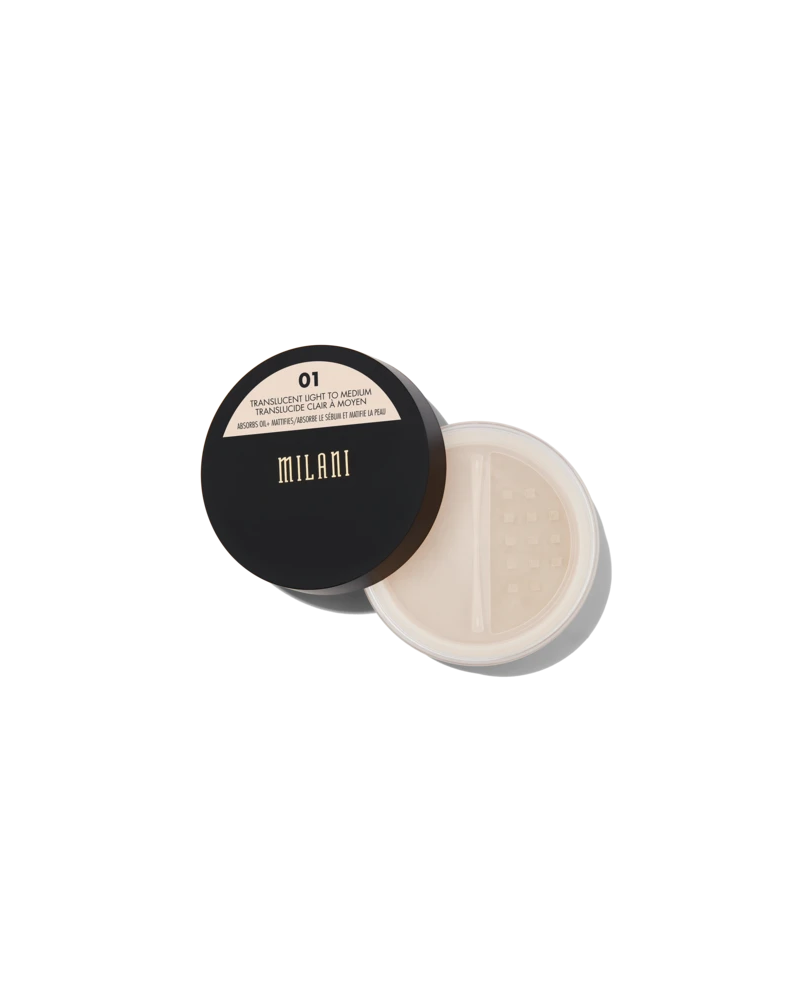 MAKE IT LAST SETTING POWDER - Translucent Light to Medium (3.5gr) - SIS STYLE