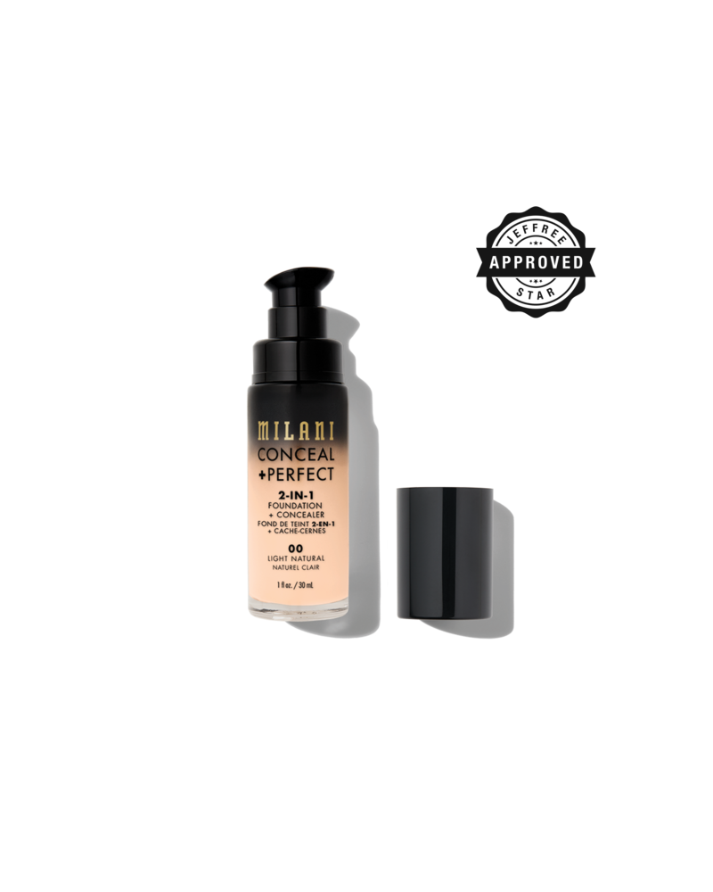 Milani Conceal + Perfect 2-IN-1 Foundation (30ml) - sis-style.gr