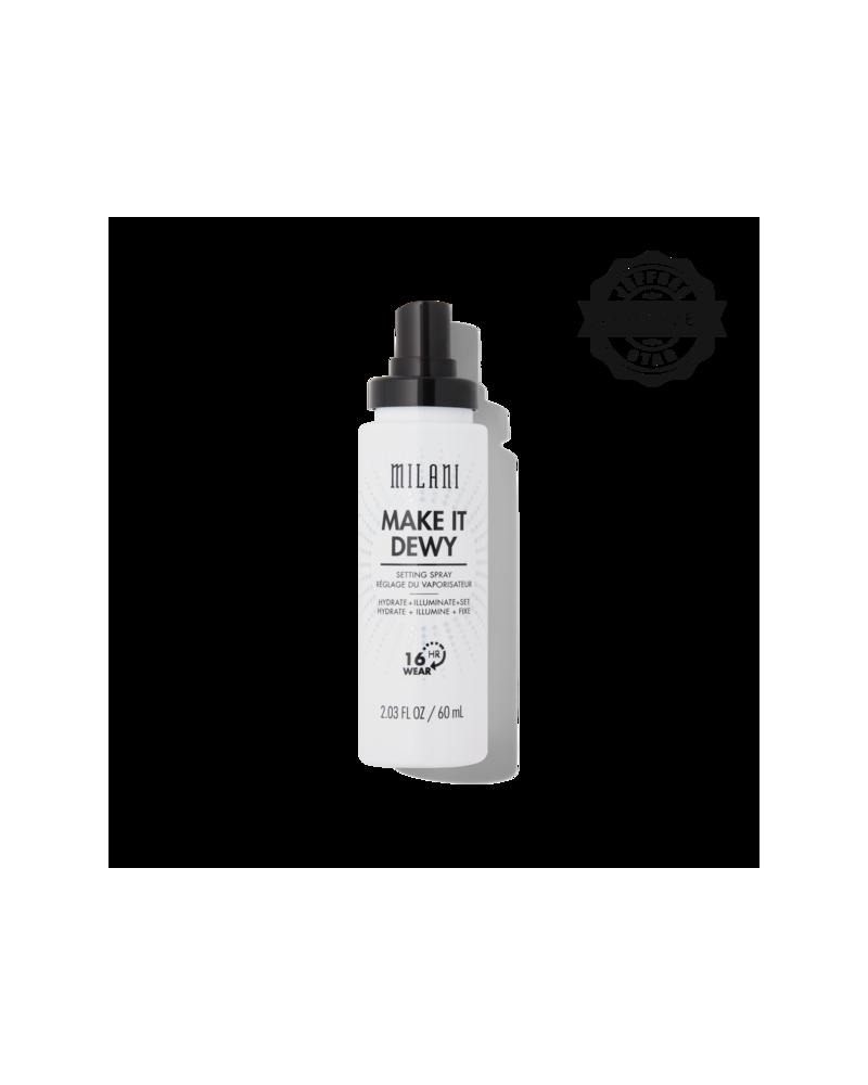 Make It Dewy 3-In-1 Setting Spray Hydrate + Illuminate + Set 60ml - sis-style.gr