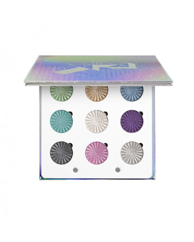 Ofra Cosmetics Glitch Baked Eyeshadow Palette at SIS STYLE