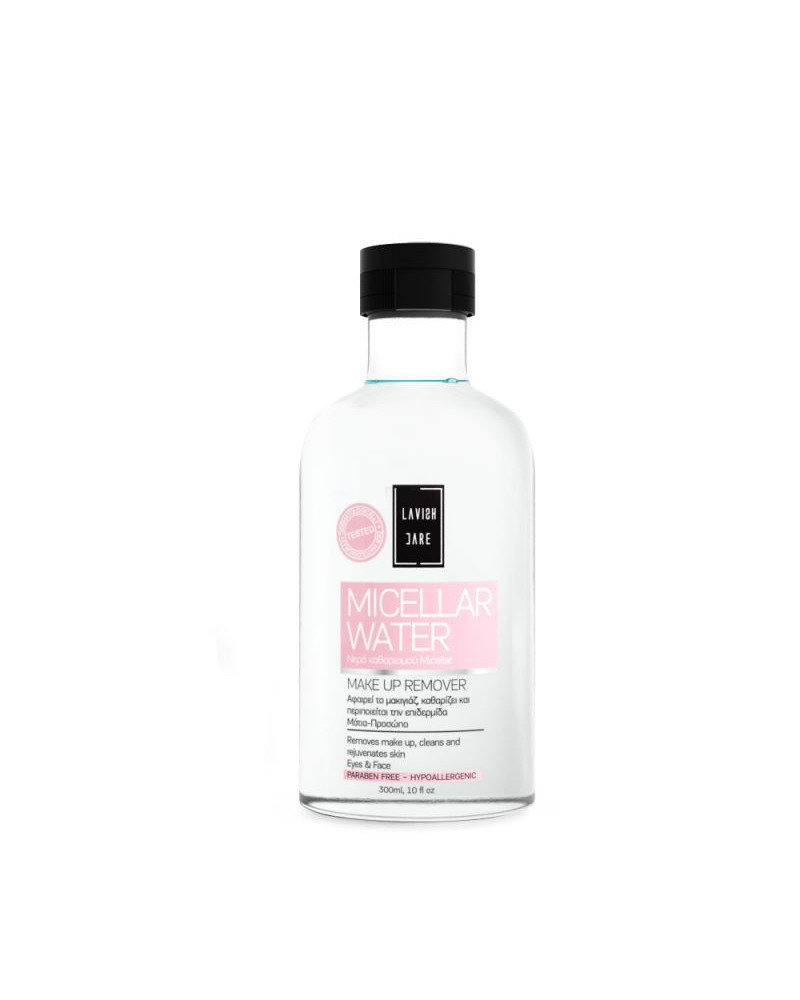 Lavish Care Micellar Water (300ml) - sis-style.gr