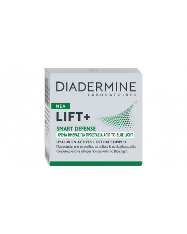 Diadermine Lift+ Smart Defense Day Cream (50ml) - SIS STYLE