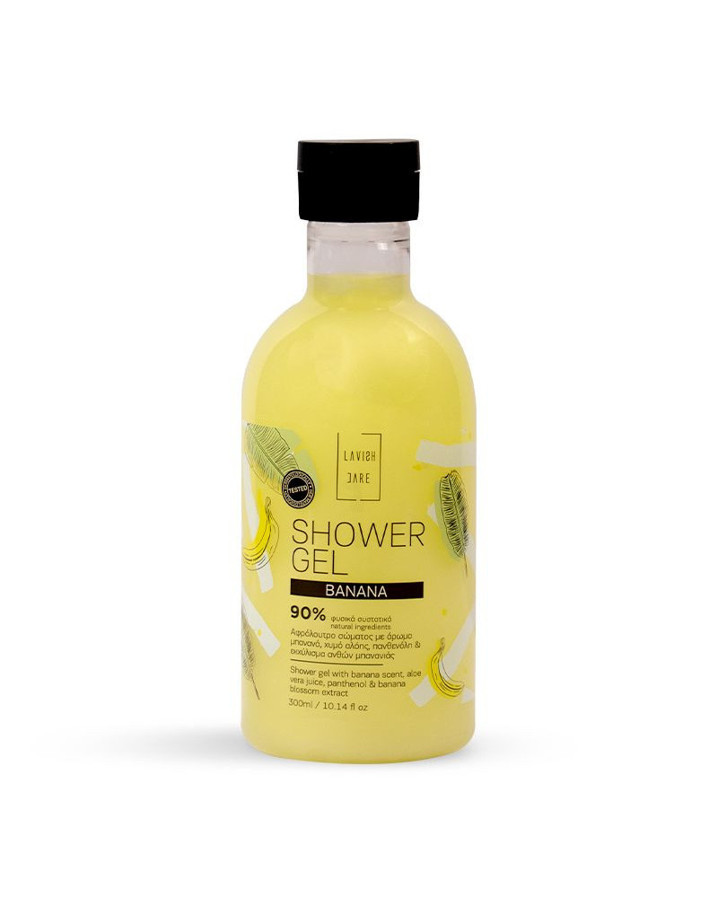 Lavish Care Shower Gel - Banana - sis-style.gr