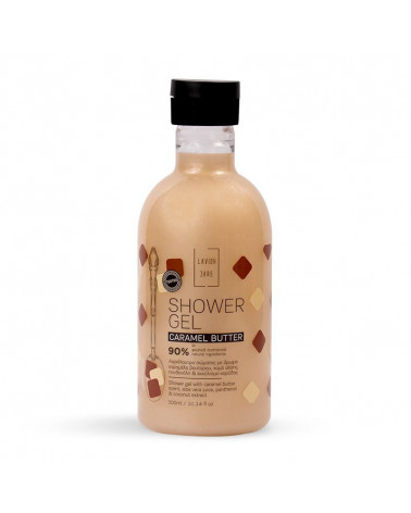 SHOWER GEL - CARAMEL BUTTER at SIS STYLE