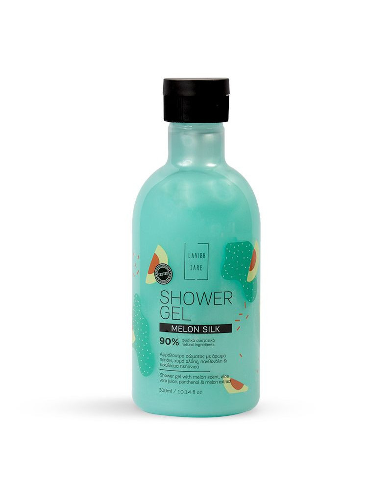 SHOWER GEL - MELON SILK at SIS STYLE