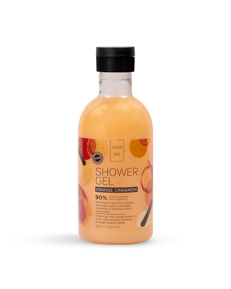 Lavish Care Shower Gel - Orange Cinnamon - sis-style.gr