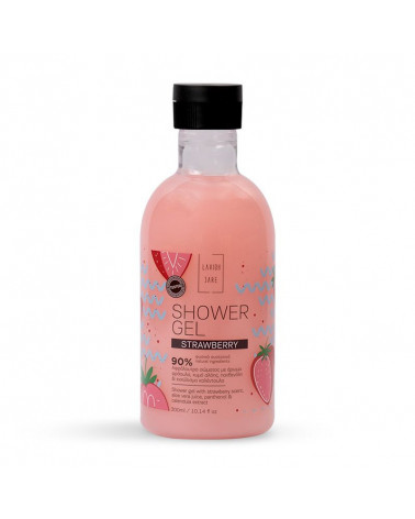 SHOWER GEL - STRAWBERRY at SIS STYLE