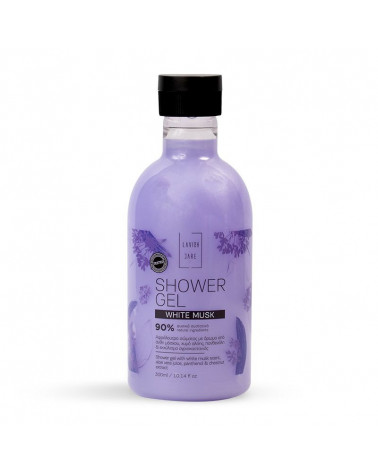 SHOWER GEL - WHITE MUSK at SIS STYLE