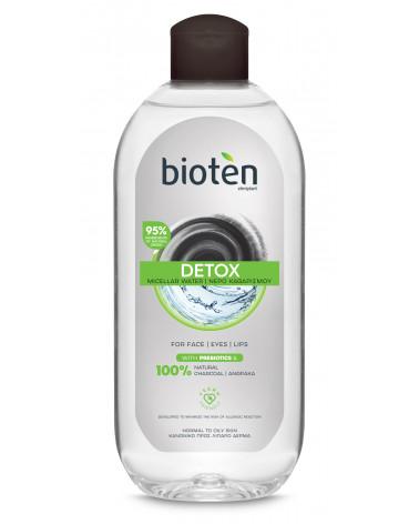Bioten DETOX Νερό Καθαρισμού 400ml - SIS STYLE