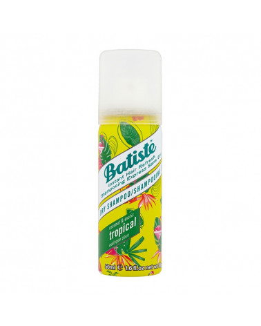 Batiste Dry Shampoo Tropical 50ml at SIS STYLE
