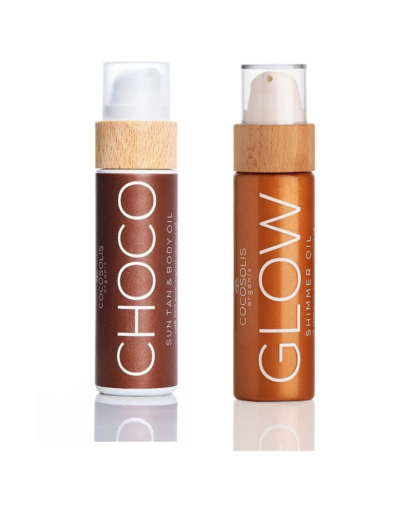 Cocosolis Organics - CHOCO & GLOW - sis-style.gr