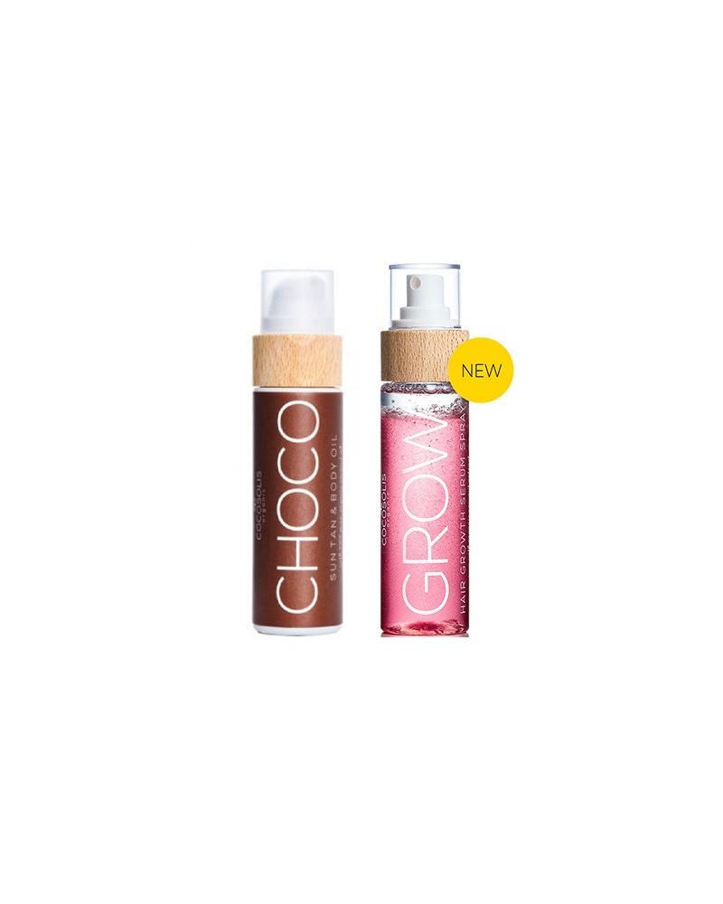 Cococolis Organics - CHOCO & HAIR GROW at SIS STYLE