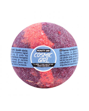 Beauty Jar COSMIC GIRL Bath Bomb 150gr at SIS STYLE