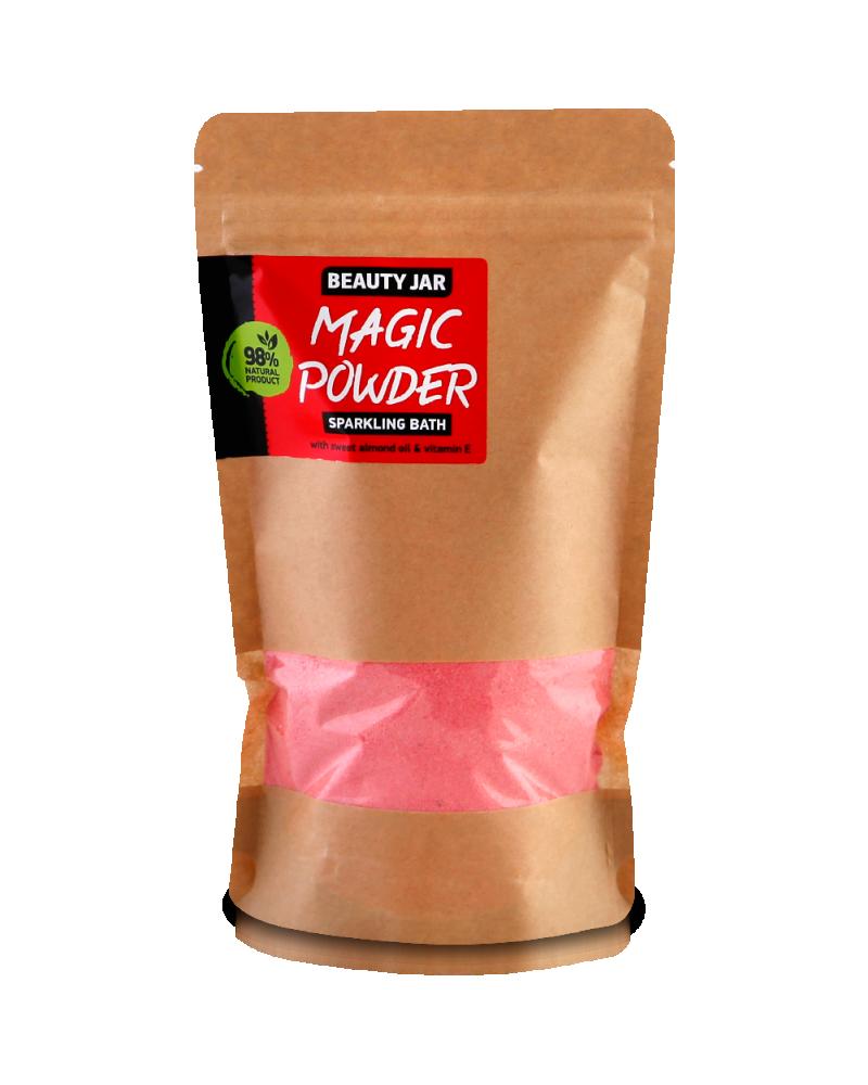 Beauty Jar MAGIC POWDER Bath Salts 250gr - sis-style.gr