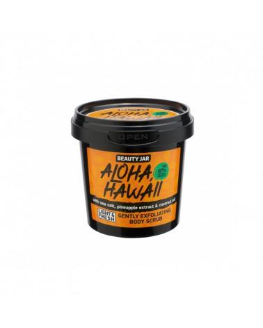 Beauty Jar ALOHA HAWAII Αναζωογονητικό Scrub Προσώπου Και Σώματος - SIS STYLE