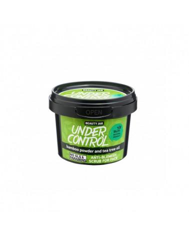 Beauty Jar UNDER CONTROL Scrub Προσώπου Για Ακνεϊκές Επιδερμίδες - SIS STYLE