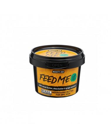 Beauty Jar FEED ME Θρεπτικό Βούτυρο Σώματος 90gr - sis-style.gr