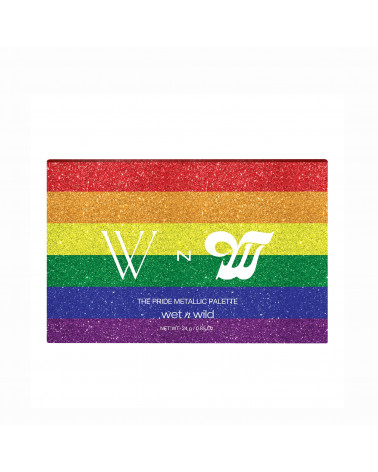 Wet n Wild Pride Metallic Palette at SIS STYLE