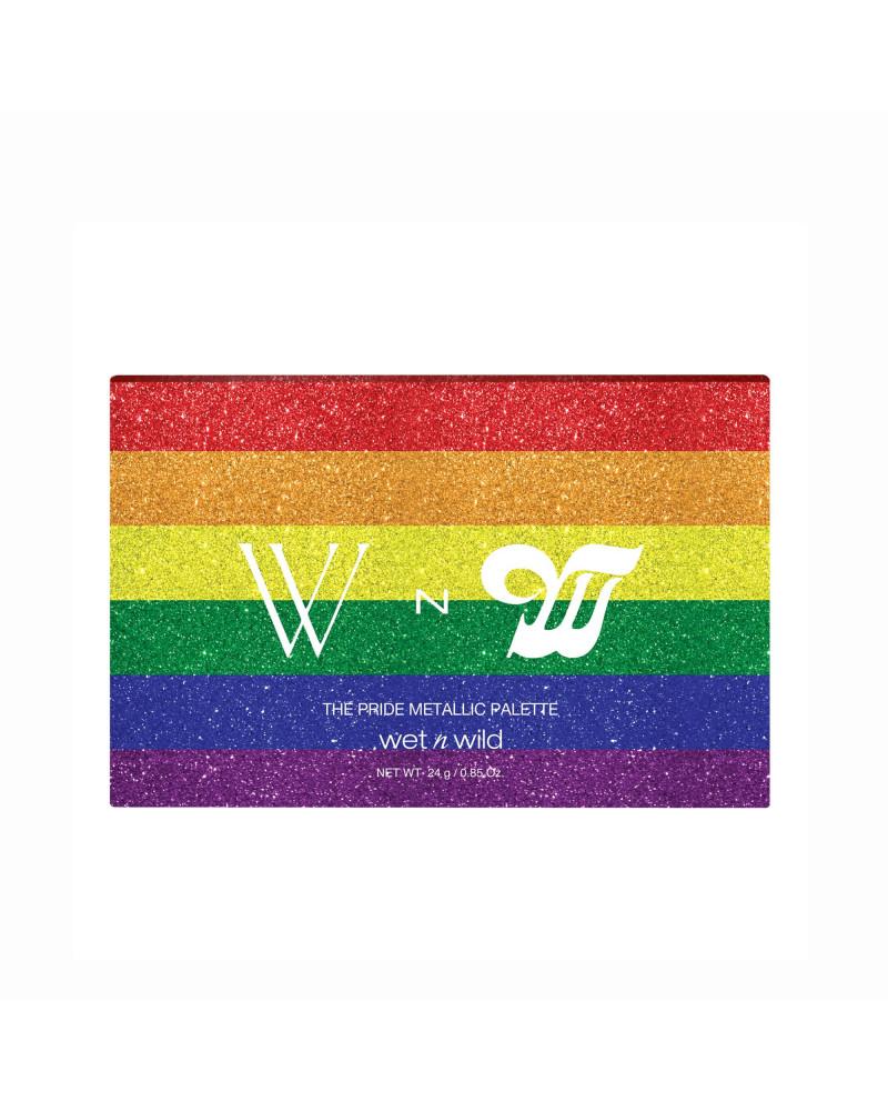 Wet n Wild Pride Metallic Palette - SIS STYLE