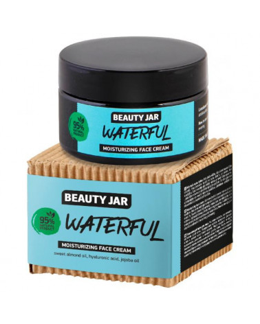 Beauty Jar WATERFUL Κρέμα Ημέρας Για Ενυδάτωση 60ml - SIS STYLE