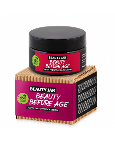 Beauty Jar BEAUTY BEFORE AGE Κρέμα Για Αντιγήρανση 60ml - sis-style.gr