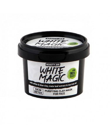 Beauty Jar WHITE MAGIC 140gr - sis-style.gr