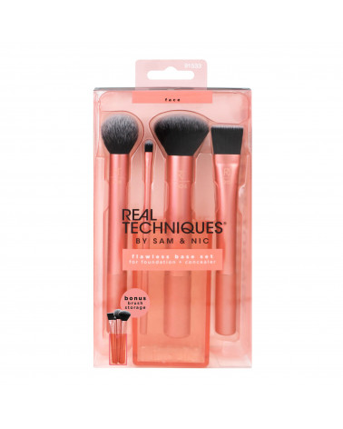 Real Techniques Flawless Base Set - sis-style.gr