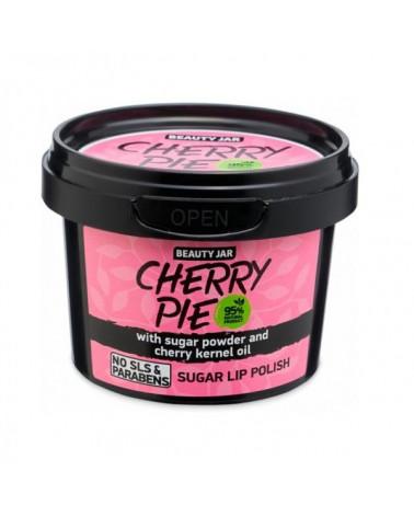 Beauty Jar CHERRY PIE Softening Sugar lip polish 120g - sis-style.gr