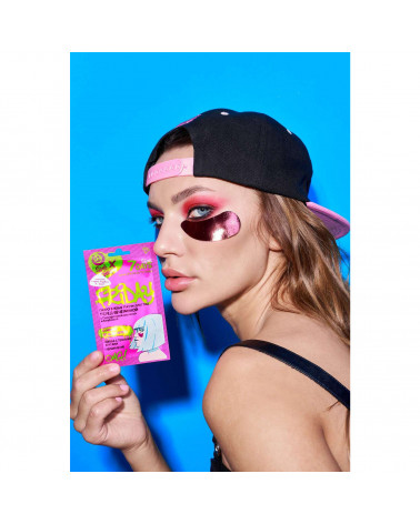 7 DAYS Hydrogel eye patches BLAZING FRIDAY 2,36g - SIS STYLE